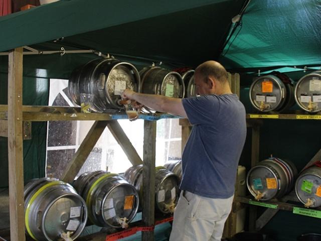 Silchester Beer Festivals