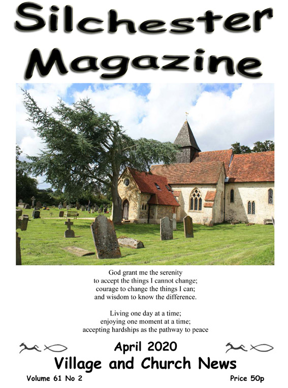 silchester magazine front cover april 2020