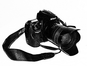 small camera photo for web