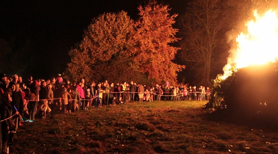 Silchester Bonfire Nights