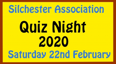Quiz Night 2020 - Saturday 22nd February