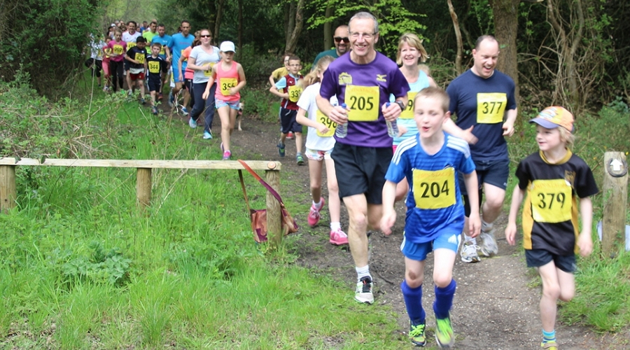 The Silchester Fun Run