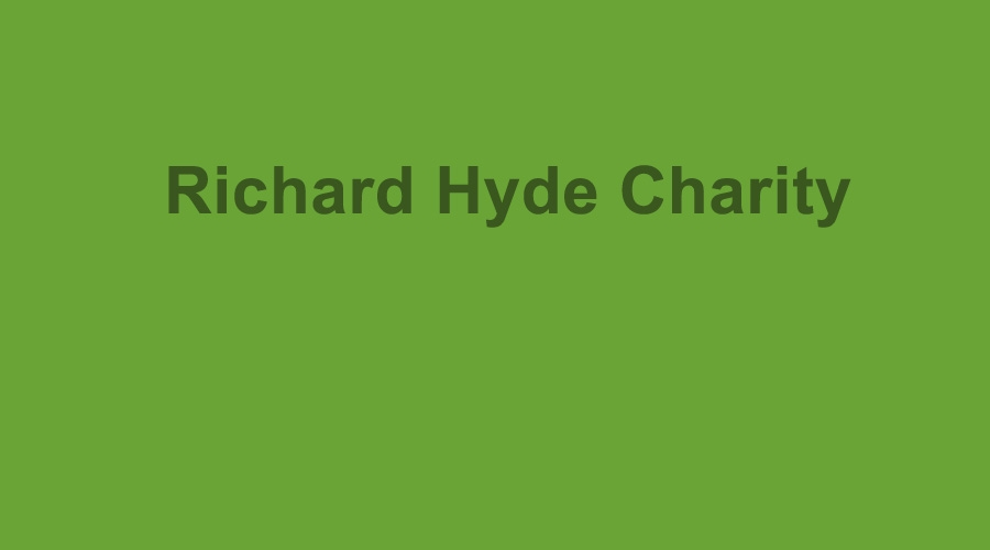 Richard Hyde Charity