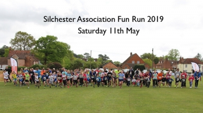 Silchester Association Fun Run Sat 11th May 2019