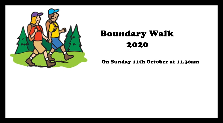 Silchester Boundary Walk 11th Oct 2020