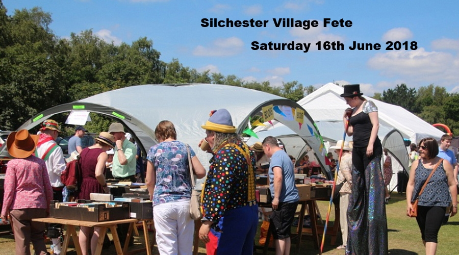 Silchester Village Fete - Sat 16th June