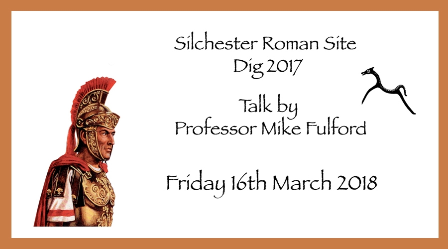 Roman Town Talk - Friday 16th March 2018