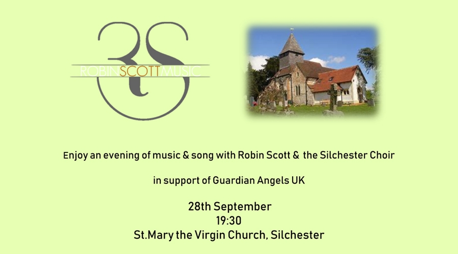 Robin Scott & the Silchester Choir - 28th September
